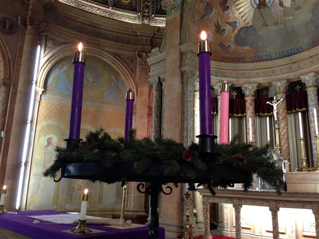 Week of December 8, 2019 – 2nd Sunday of Advent